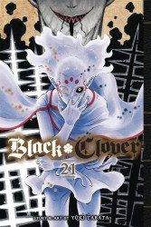 Viz Media's Black Clover Soft Cover # 21