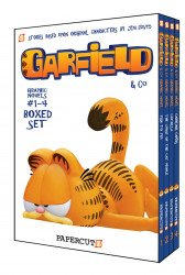 Papercutz's Garfield & Co Special box set-1