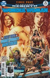 DC Comics's Wonder Woman Issue # 35