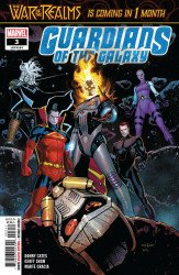 Marvel Comics's Guardians of the Galaxy Issue # 3