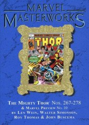 Marvel Comics's Marvel Masterworks: Mighty Thor Hard Cover # 17b