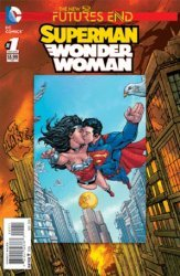 DC Comics's Superman/Wonder Woman: Futures End Issue # 1