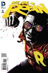 DC Comics's We Are Robin Issue # 11