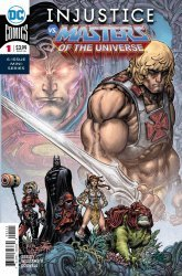 DC Comics's Injustice vs The Masters of The Universe Issue # 1
