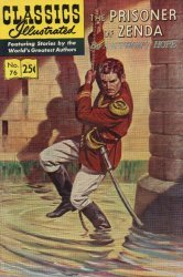 Gilberton Publications's Classics Illustrated #76: The Prisoner of Zenda Issue # 9