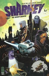 Image Comics's Sharkey the Bounty Hunter Issue # 1d