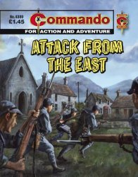D.C. Thomson & Co.'s Commando: For Action and Adventure Issue # 4380