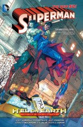 DC Comics's Superman: H'el on Earth TPB # 1