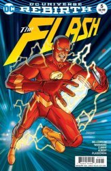 DC Comics's The Flash Issue # 5b