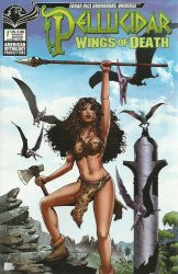 American Mythology's Pellucidar: Wings of Death Issue # 1b