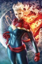 Marvel Comics's Life of Captain Marvel Issue # 1i