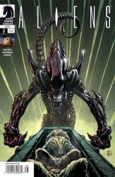 Dark Horse Comics's Aliens Issue # 2