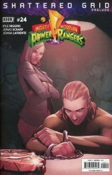 BOOM! Studios's Mighty Morphin Power Rangers Issue # 24
