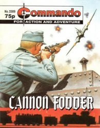 D.C. Thomson & Co.'s Commando: For Action and Adventure Issue # 3389