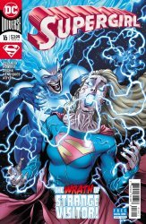 DC Comics's Supergirl Issue # 16
