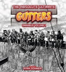 Blind Ferret Entertainment's The Absolute Ultimate Gutters Omnibus Hard Cover # 1