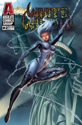 Red Giant Entertainment's White Widow Issue # 2b