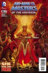DC Comics's He-Man and the Masters of the Universe Issue # 18
