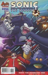 Archie's Sonic the Hedgehog Issue # 285