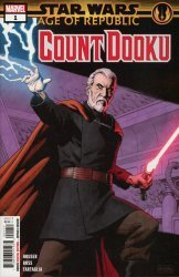 Marvel Comics's Star Wars: Age of Republic - Count Dooku Issue # 1