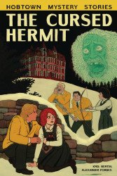 Conundrum Press's The Cursed Hermit Soft Cover # 1