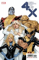 Marvel Comics's X-Men+Fantastic Four Issue # 2