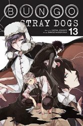 Yen Press's Bungo Stray Dogs Soft Cover # 13