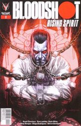 Valiant Entertainment's Bloodshot: Rising Spirit Issue # 2c