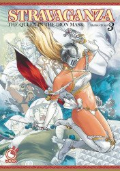 Udon Entertainment's Stravaganza: Queen in the Iron Mask TPB # 3