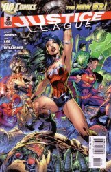 DC Comics's Justice League Issue # 3