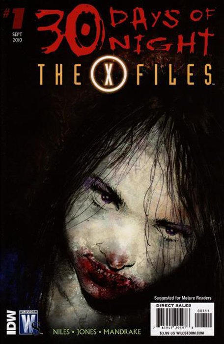 The X-Files / 30 Days of Night 1 (WildStorm ...