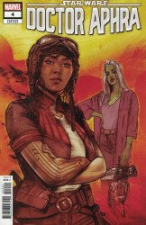Marvel Comics's Star Wars: Doctor Aphra Issue # 4b