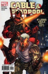 Marvel Comics's Cable & Deadpool Issue # 5