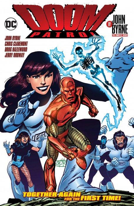 Doom Patrol By John Byrne Omnibus Hard Cover 1 Dc Comics