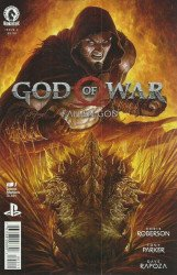 Dark Horse Comics's God of War: Fallen God Issue # 2