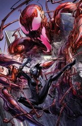 Marvel Comics's King in Black: Gwenom vs Carnage Issue # 2crain-b