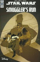 IDW Publishing's Star Wars Adventures: Smugglers Run Issue # 2
