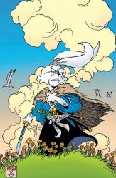 IDW Publishing's Usagi Yojimbo Issue # 1slab city