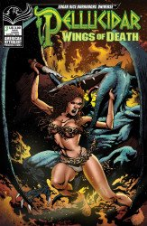 American Mythology's Pellucidar: Wings of Death Issue # 3