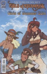 Antarctic Press's Victorian Secret: Girls of Summer 2014 Issue # 1