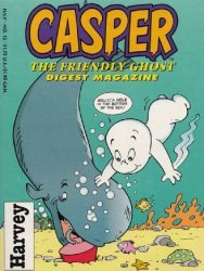 Harvey Publications's Casper Digest Issue # 12
