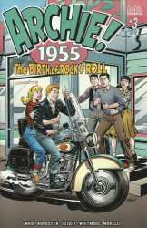 Archie Comics Group's Archie: 1955 Issue # 3b