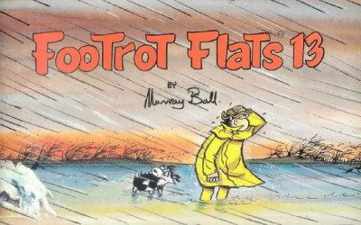Orin Books's FooTrot Flats Soft Cover # 13