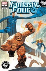 Marvel Comics's Fantastic Four Issue # 1newbury