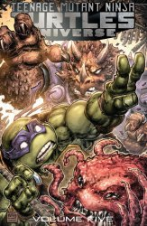 IDW Publishing's Teenage Mutant Ninja Turtles Universe TPB # 5