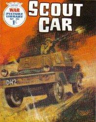Fleetway (AP/IPC)'s War Picture Library Issue # 484