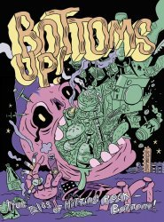 Birdcage Bottom Books's Bottoms Up: True Tales of Hitting Rock Bottom TPB # 1