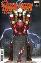 Marvel Comics's Iron Man 2020 Issue # 1f