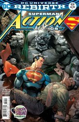 DC Comics's Action Comics Issue # 959