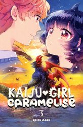 Yen Press's Kaiju Girl: Caramelise Soft Cover # 3